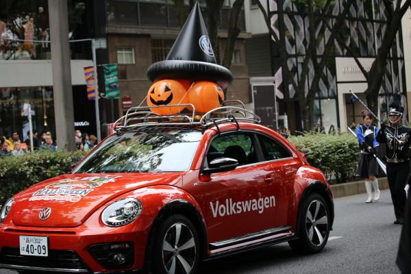 ☆Omotesando Halloween~表参道ハロウィーン☆